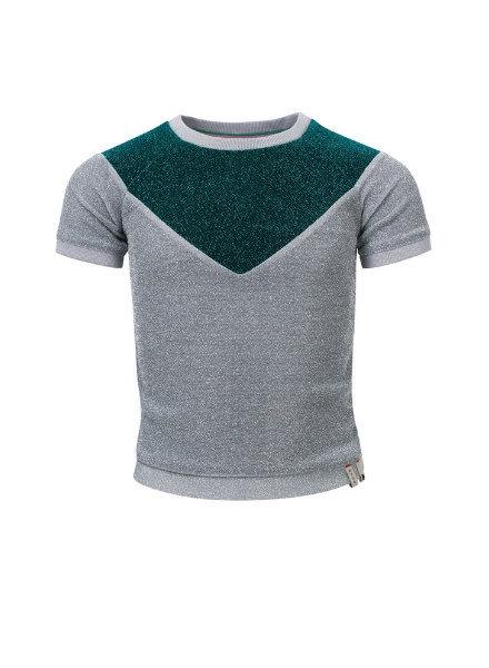 Looxs Revolution T-shirt Glitter 912-5354-912
