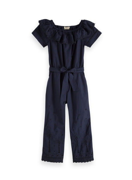 Scotch Rebelle Jumpsuit Off-shoulder 149697