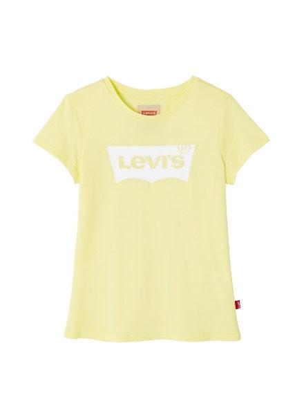 Levi's T-shirt Mika NN10557 geel