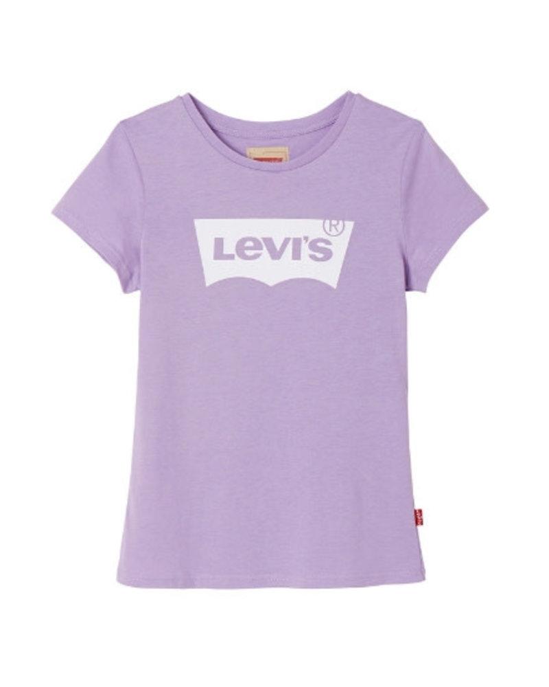 Levi's T-shirt Mika NN10557 paars