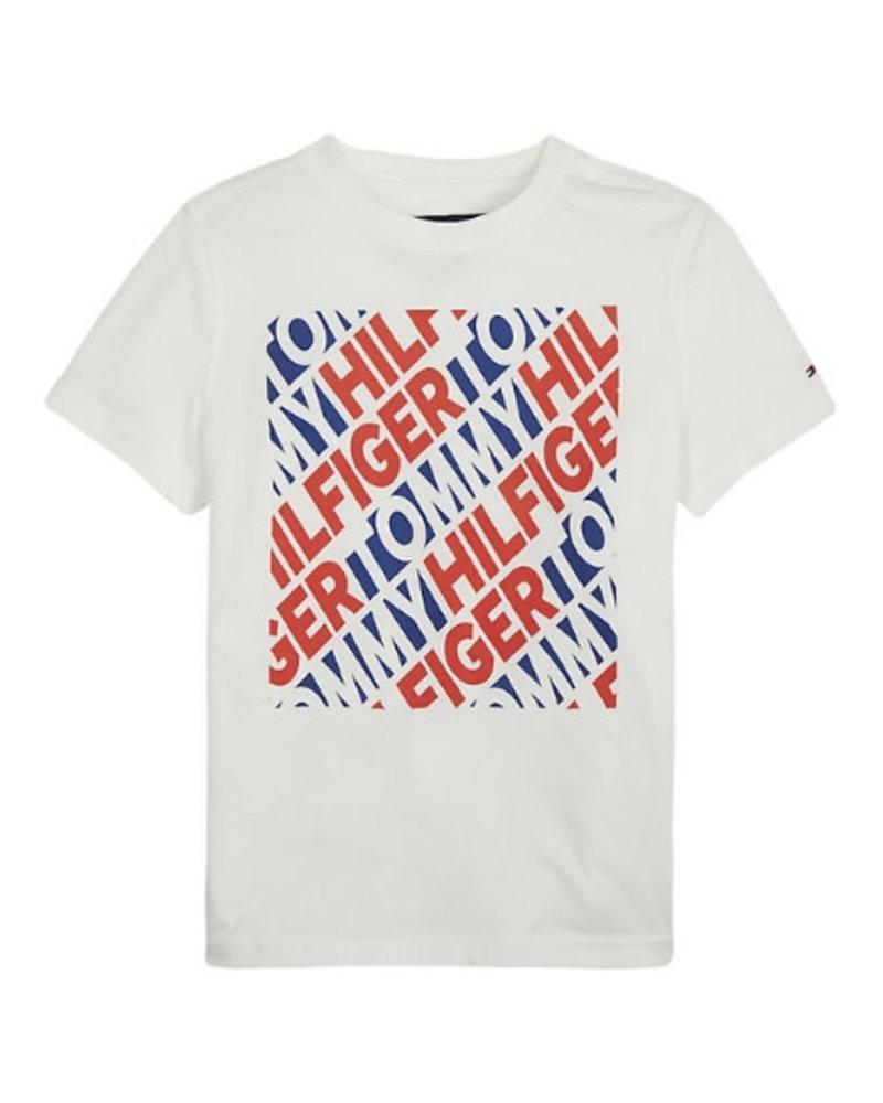 Tommy Hilfiger T-Shirt Bold Block KB0KB04680123
