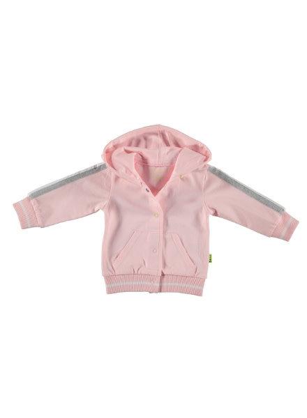 b.e.s.s. Vest Piping 1961-062 roze