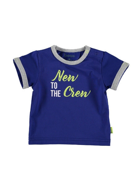 b.e.s.s. T-shirt New to the Crew 1933-062