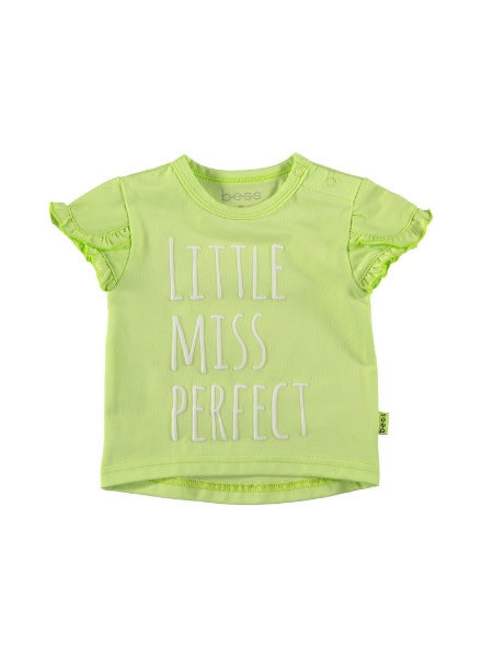 b.e.s.s. T-shirt Little miss Perfect 1938-056