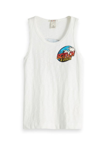 Scotch Shrunk Tanktop 149394 006