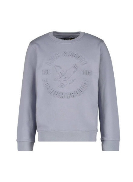 Lyle en Scott Heatseal Sweater LSC0704-498 Cloud Blue
