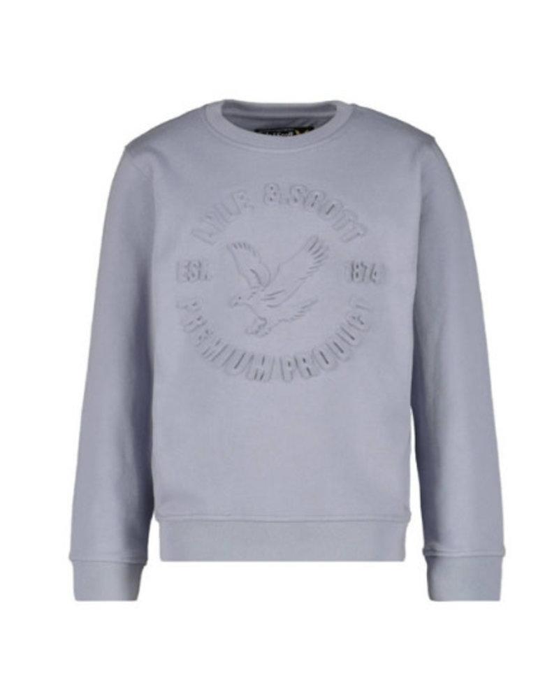 Lyle en Scott Heatseal Sweater LSC0704-498 Cloud Blue