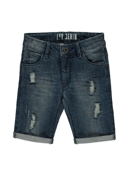 LEVV Short Denim Bruno
