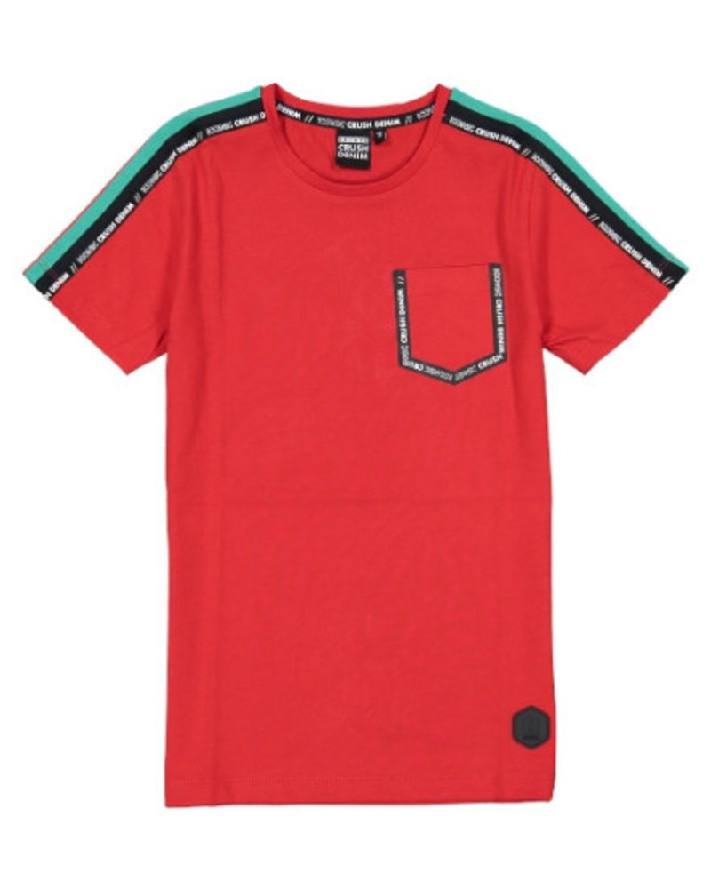 Crush Denim T-shirt Hogan2 21911515 0300