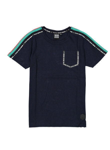 Crush Denim T-Shirt Hogan2 21911515 0511