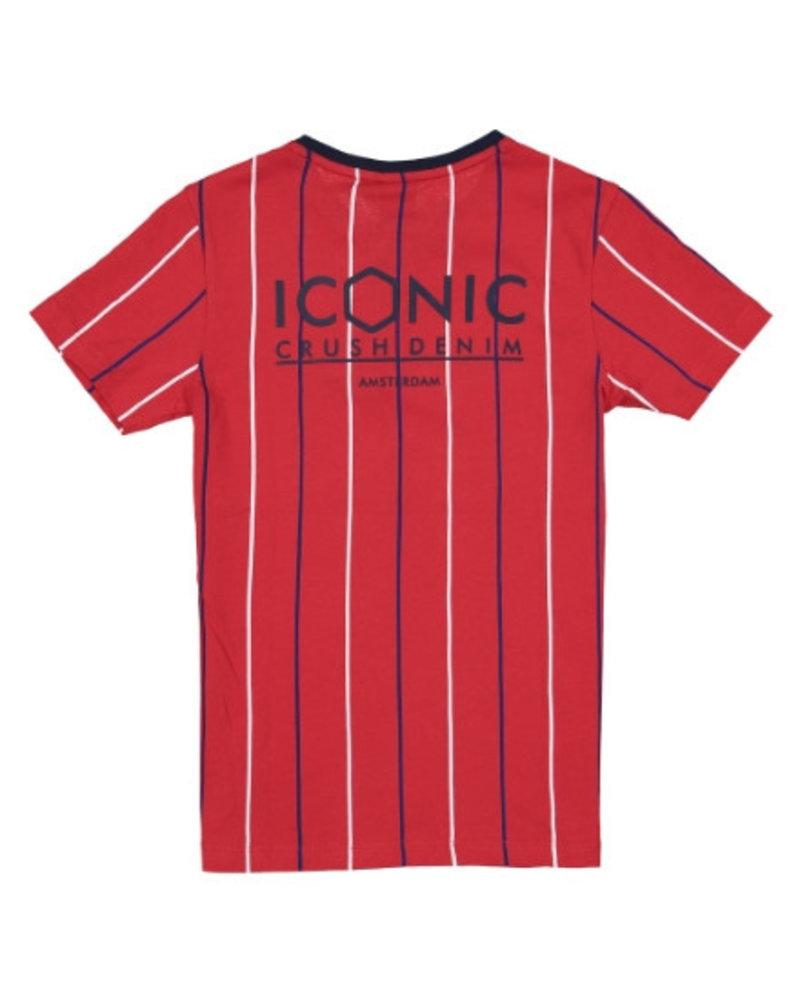 Crush Denim T-shirt Tradon 21911504 0300