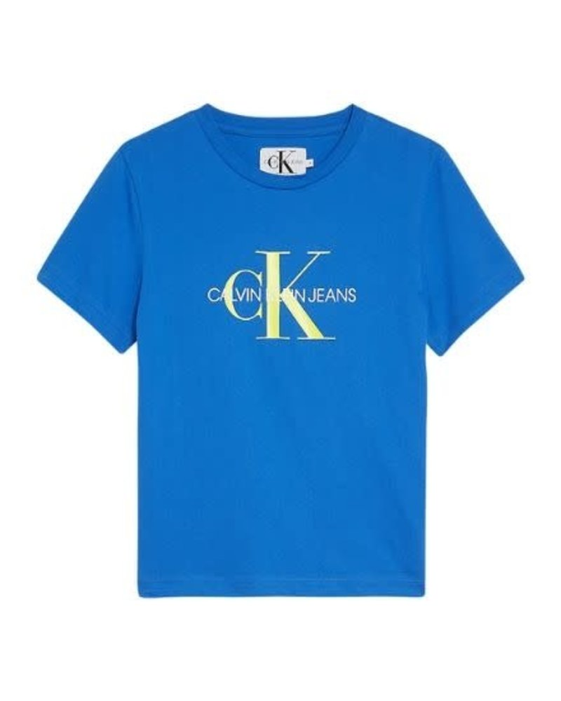 Calvin Klein T-Shirt Monogram Logo IB0IB000136404