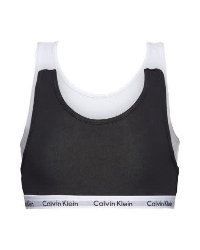 Calvin Klein 2 Pack Bralette G80G897000908