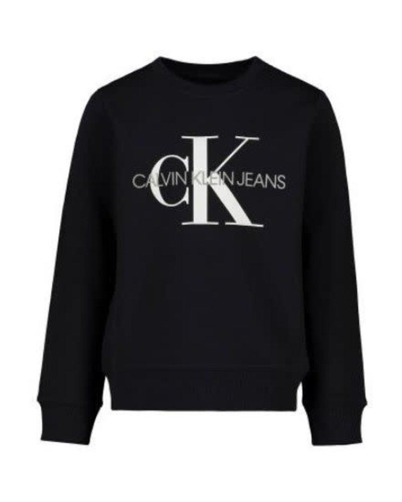Calvin Klein Sweater monogram logo IU0IU00069BAE