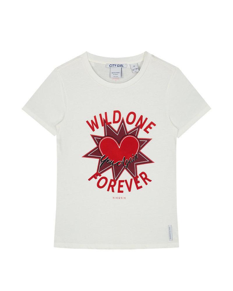 Nik & Nik T-Shirt Wild One G 8-100 1905 2000