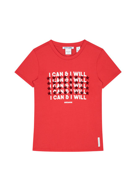 Nik & Nik T-Shirt Can and Will