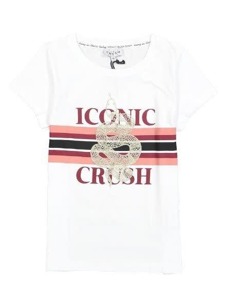 Crush Denim T-shirt Rody 31921505 0900