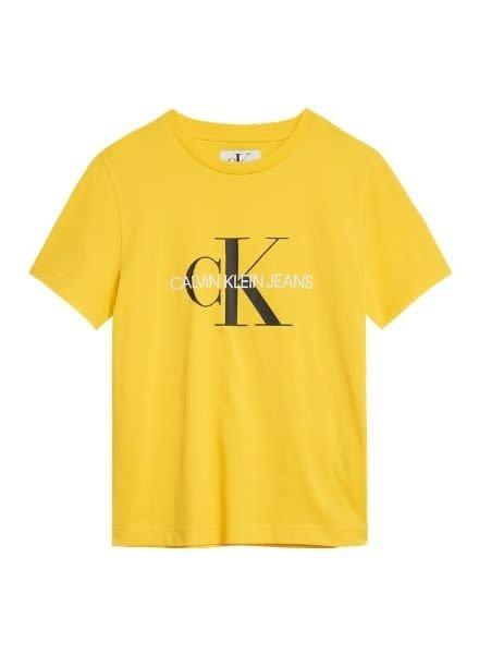 Calvin Klein IB0IB00276704 Monogram SS Tshirt 704