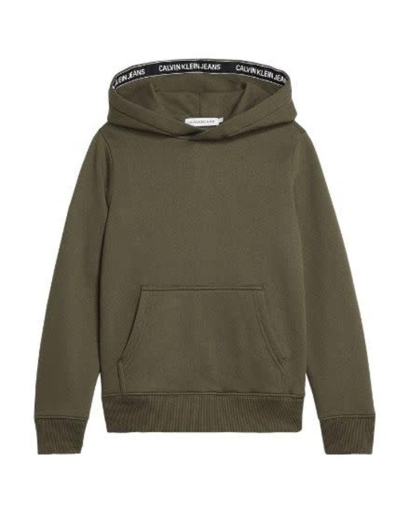 Calvin Klein Hoodie Logo Tape IB0IB00265303