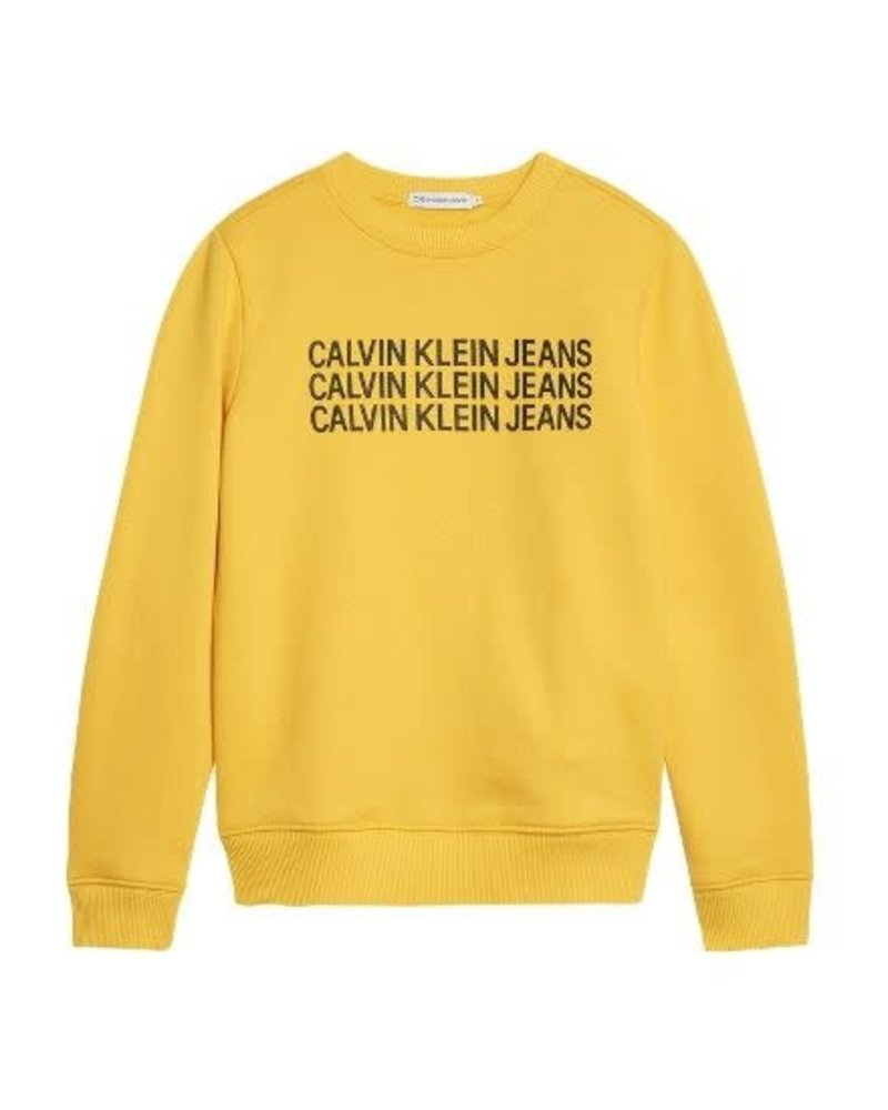 Calvin Klein Sweater Triple Logo IB0IB00271704