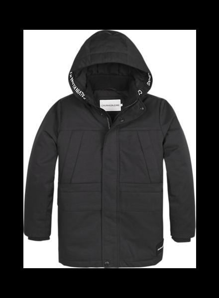 Calvin Klein IB0IB00164005 Back To school Jacket 005