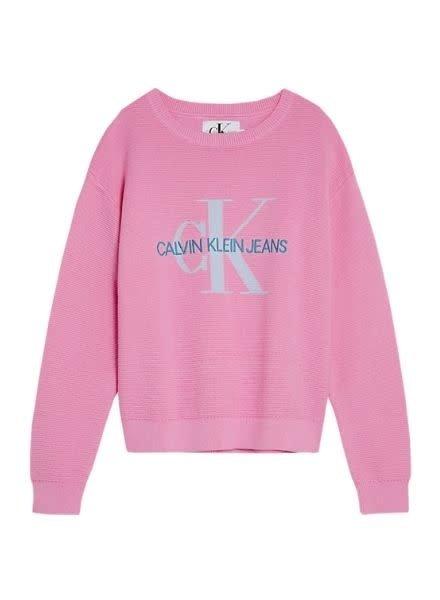 Calvin Klein Sweater Monogram Organic IG0IG00207605