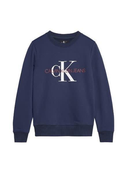 Calvin Klein Sweater Monogram IB0IB00261CIK