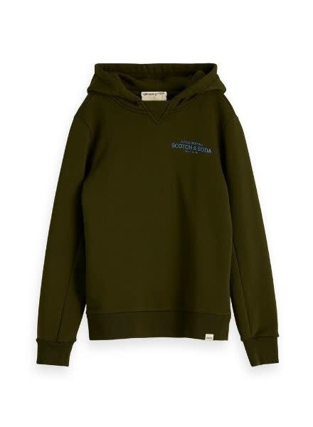 Scotch Shrunk Hoody organic cotton 151449