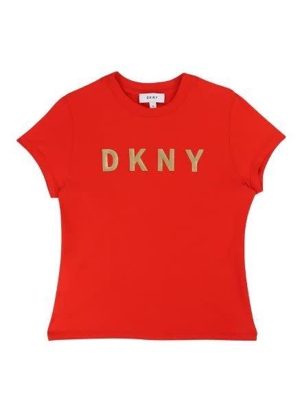 DKNY T-Shirt D35Q19 992