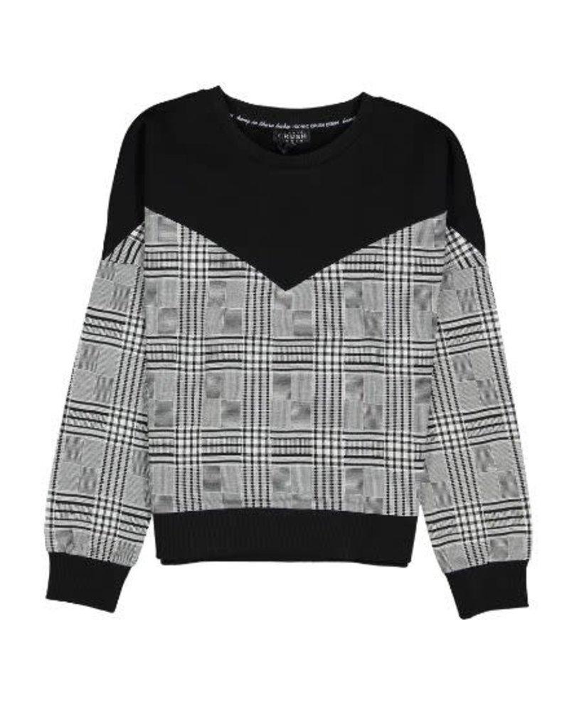 Crush Denim Sweater Wikol 31921111