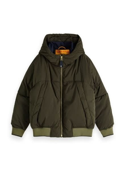 Scotch Shrunk Jas bomber 151351