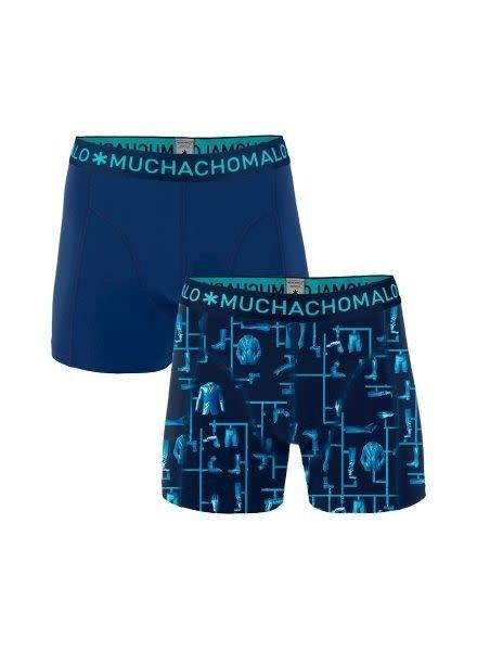 Muchachomalo Short 2-Pack KITT1010-01J