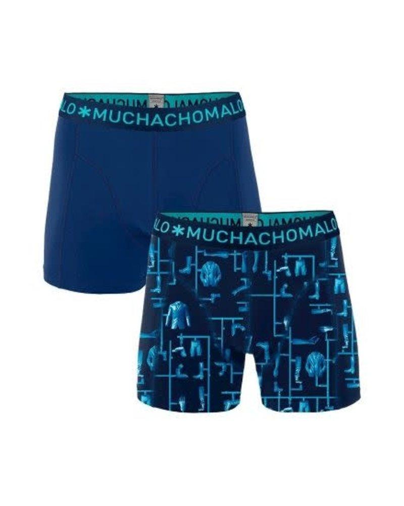 Muchachomalo Muchachomalo Short 2-Pack