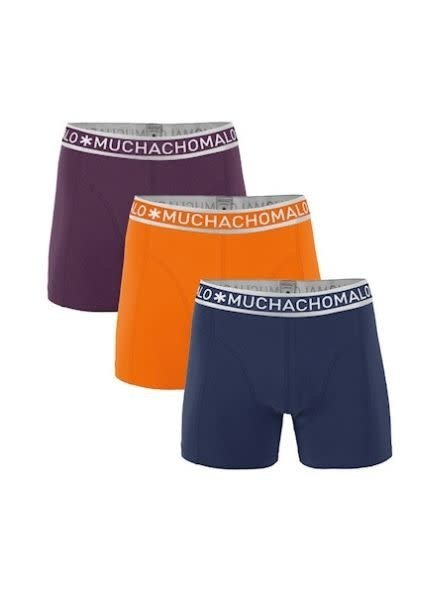 Muchachomalo Short 3-PACK 1010JSOLID260