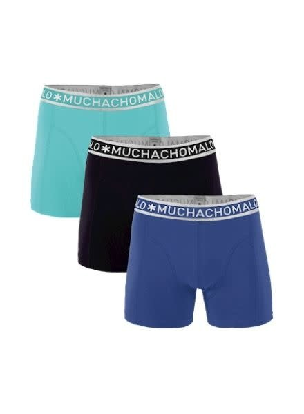 Muchachomalo Short 3-pack 1010Jsolid257