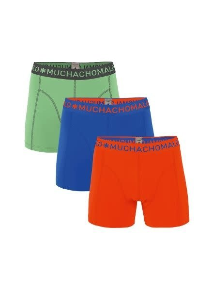 Muchachomalo Short 3-pack jsolid229