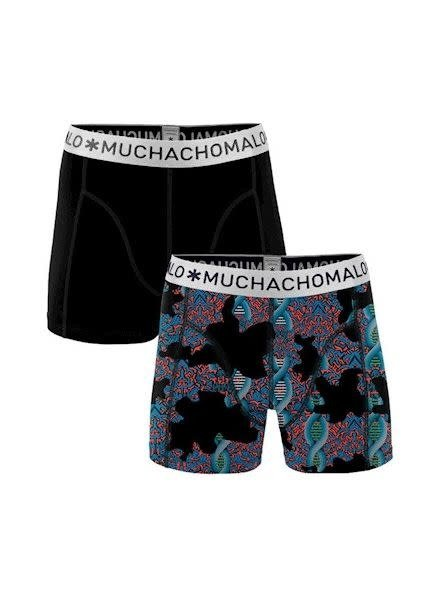 Muchachomalo Short 2-Pack DNA1010-01J