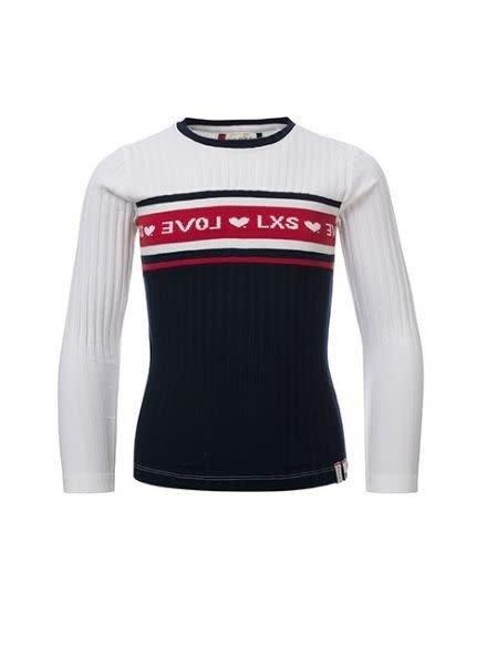 Looxs Revolution T-Shirt Rib 931-5405-015