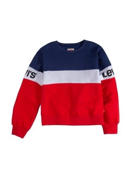 Levi's Sweater Colorblock NP15537