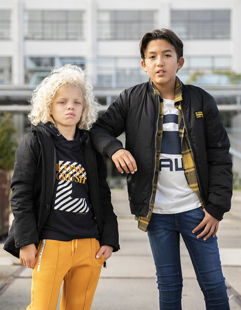 Shop The Look van Kenji en Levi