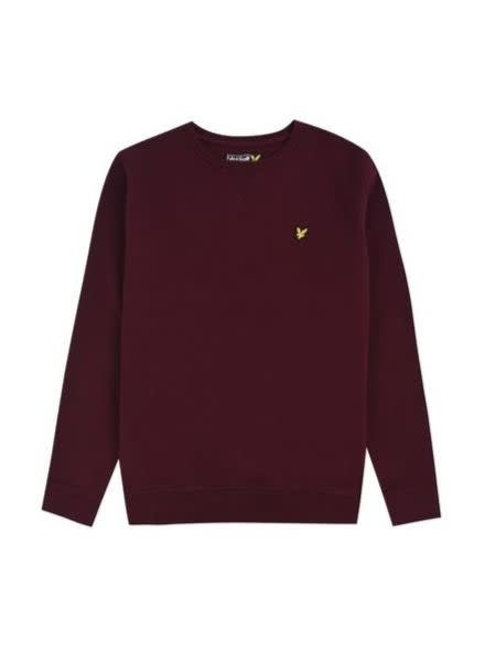 Lyle en Scott Sweater Classic Crew Neck LSC0016S 994