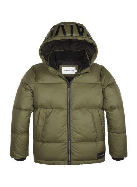 Calvin Klein Puffer Jacket IB0IB00249303
