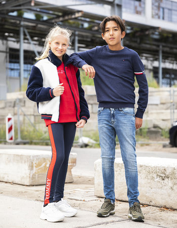 Shop the look van Daan en Levi