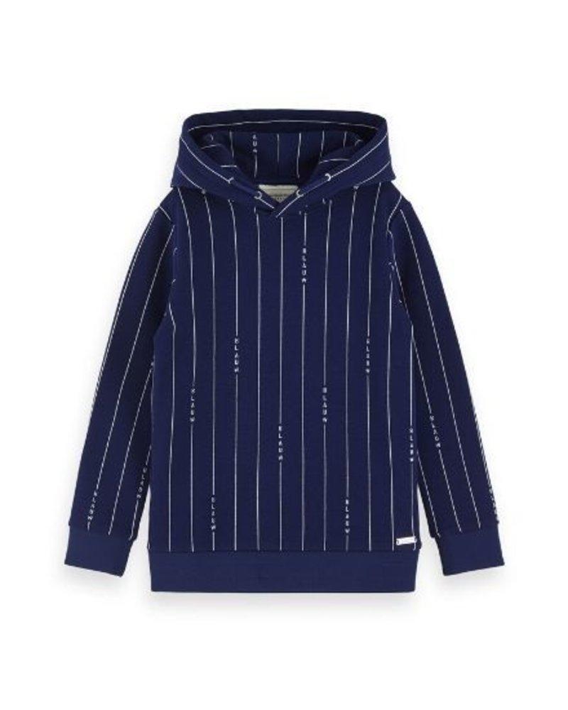 Scotch Shrunk Hooded Sweater 153924-20-SSBD-D40 0217