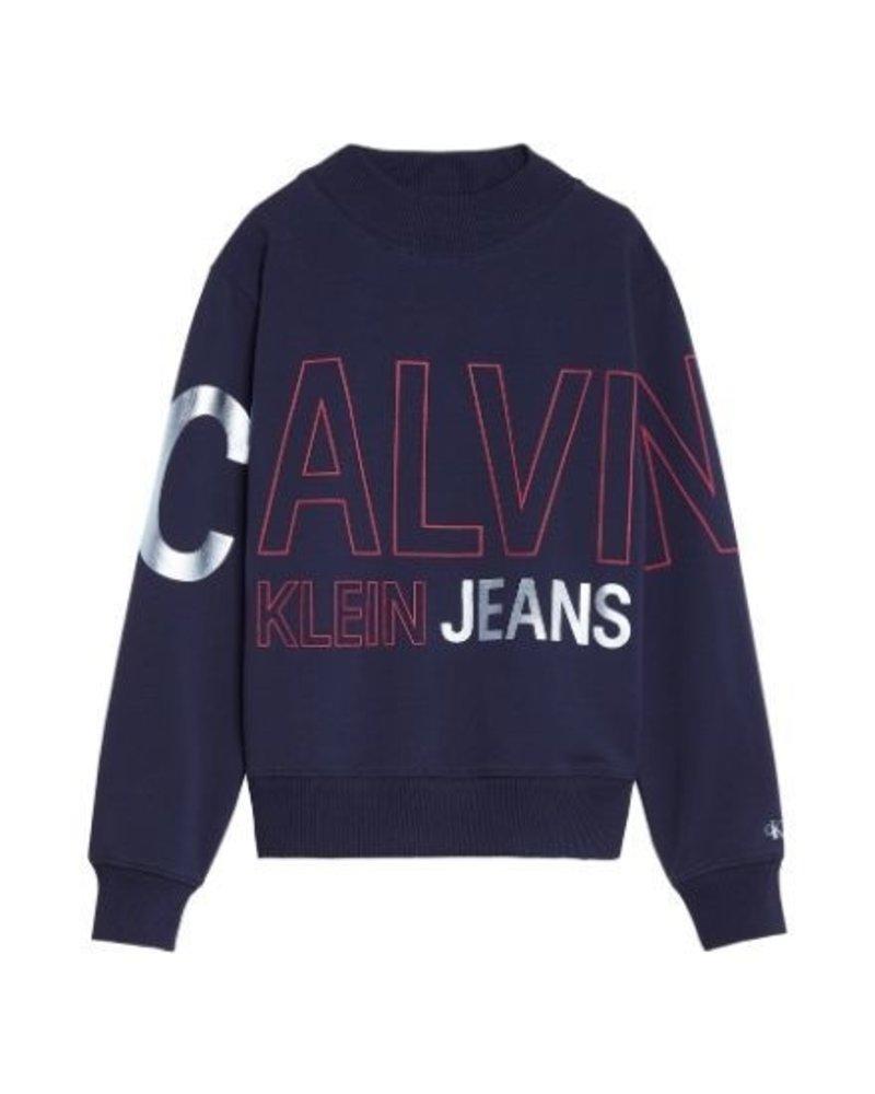 Calvin Klein Calvin Klein Sweater Logo Foil