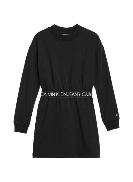 Calvin Klein Jurk Logo Waistband IG0IG00423BAE