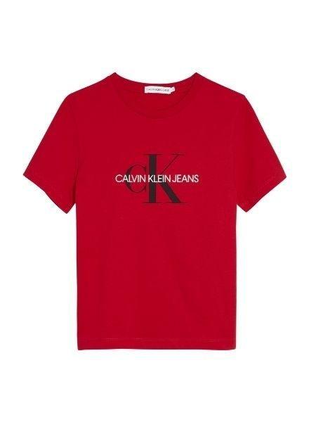 Calvin Klein T-Shirt Monogram Logo IU0IU00068XMK