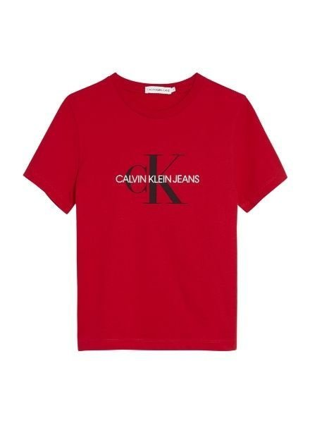 Calvin Klein T-Shirt Monogram Logo