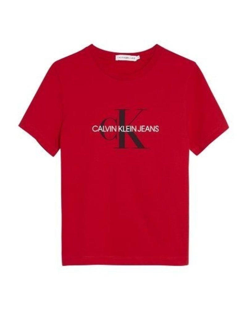 Calvin Klein Calvin Klein T-Shirt Monogram Logo