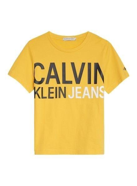 Calvin Klein T-shirt Stamp Logo